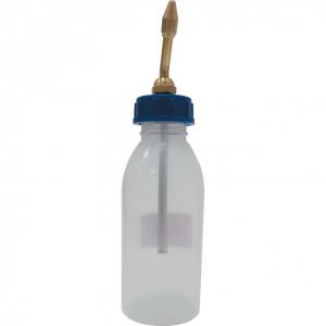 KENNEDY Olajozó flakon sárgaréz kiöntőcsővel, 125 ml termék fő termékképe