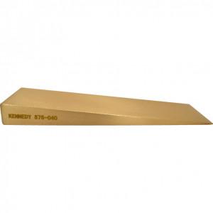 200 x 40 x 40 mm szikramentes ék, Be-Cu termék fő termékképe