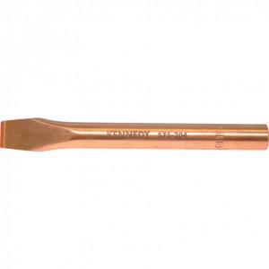 25 x 400 mm szikramentes lapos hidegvágó, Al-Br termék fő termékképe
