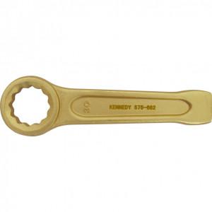 60 mm szikramentes ütő csillagkulcs, Be-Cu termék fő termékképe