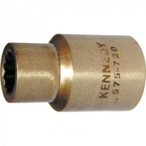 """17 mm szikramentes dugókulcs 1/2"""" -os meghajtóval, Al-Br termék fő termékképe"""