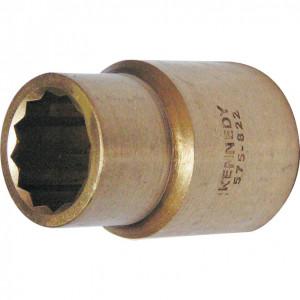 """24 mm szikramentes dugókulcs 3/4"""" -os meghajtóval, Al-Br termék fő termékképe"""