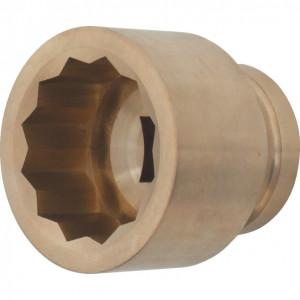 """38 mm szikramentes erősített dugókulcs 1"""" -os meghajtóval, Al-Br termék fő termékképe"""