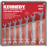KENNEDY 6 - 19 mm ipari villáskulcs készlet, 7részes