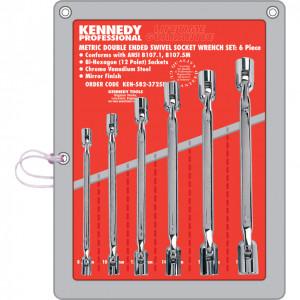 8 - 19 mm kétvégű himbakulcs készlet (6 db) termék fő termékképe