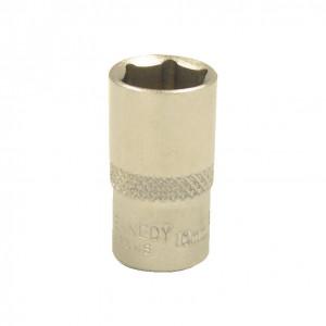 """12 mm hatszögű dugókulcs 1/4"""" -os meghajtóval termék fő termékképe"""