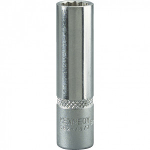 """9 mm hosszú dugókulcs 1/4"""" -os meghajtóval termék fő termékképe"""