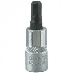 """3 mm hatszögű feltűzhető csavarbehajtó 1/4"""" -os meghajtóval termék fő termékképe"""