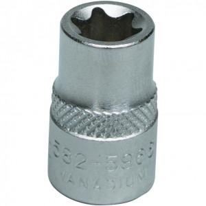 """E8 Torx dugókulcs 3/8"""" -os meghajtóval termék fő termékképe"""