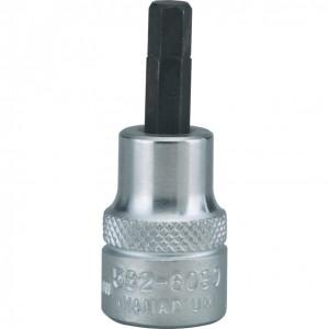 """6 mm hatszögű feltűzhető csavarbehajtó 3/8"""" -os meghajtóval termék fő termékképe"""