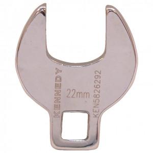 """22 mm villás feltűző kulcs 3/8"""" -os csatlakozóval termék fő termékképe"""