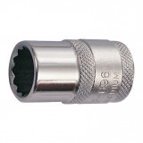 """KENNEDY 8 mm dugókulcs 3/8"""" -os meghajtóval"""