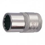"""KENNEDY 6 mm dugókulcs 3/8"""" -os meghajtóval"""