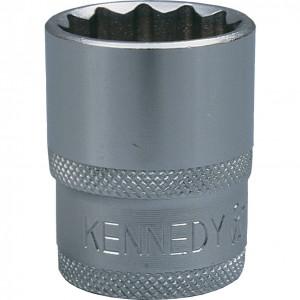 """9 mm dugókulcs 1/2"""" -os meghajtóval termék fő termékképe"""