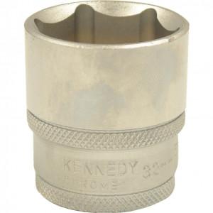 """32 mm hatszögű dugókulcs 1/2"""" -os meghajtóval termék fő termékképe"""
