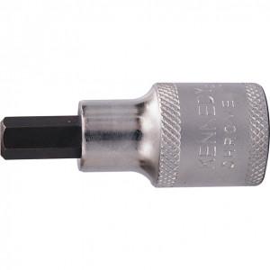 """12 mm x 55 mm hatszögű feltűzhető csavarbehajtó 1/2"""" -os meghajtóval termék fő termékképe"""