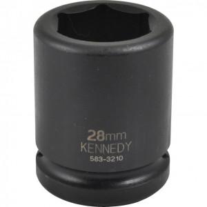 """28 mm erősített dugókulcs 3/4"""" -os meghajtóval termék fő termékképe"""