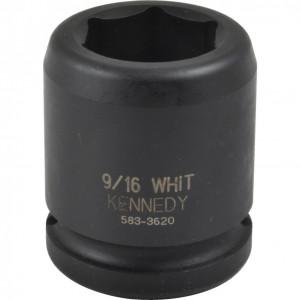 """9/16"""" Whitworth erősített dugókulcs 3/4"""" -os meghajtóval termék fő termékképe"""