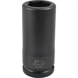 """22 mm hosszú erősített dugókulcs 3/4"""" -os meghajtóval termék fő termékképe"""