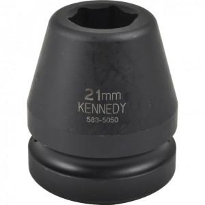 """22 mm erősített dugókulcs 1"""" -os meghajtóval termék fő termékképe"""
