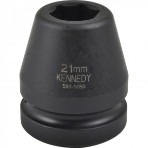 """25 mm erősített dugókulcs 1"""" -os meghajtóval termék fő termékképe"""