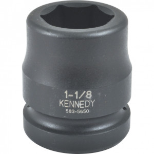 """1-1/8"""" A/F erősített dugókulcs 1"""" -os meghajtóval termék fő termékképe"""