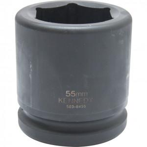 """55 mm erősített dugókulcs 1-1/2"""" -os meghajtóval termék fő termékképe"""