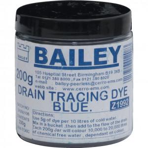 KENNEDY Szennyvíz színjelölő festék, kék 200 g termék fő termékképe