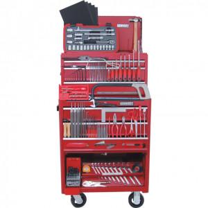 AET200 műhely szerszámkészlet (208 db) termék fő termékképe