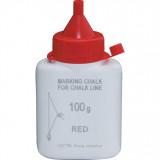 KENNEDY Jelölőzsinór utántöltő festék - piros, 100 g