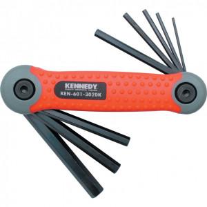 1.5-8 mm hatszögkulcs készlet, Pro-Torq zsebkés típusú (8 db) termék fő termékképe