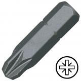 """KENNEDY No.3 Pozidriv csavarhúzó bit 5/16"""" hatszög illesztéssel, 32 mm, 10db/csomag"""