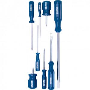 SENATOR Műhelycsavarhúzó készlet, 8részes termék fő termékképe