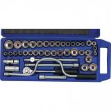 """SE42MAW dugókulcs készlet 1/2"""" -os meghajtóval (42 db)"""