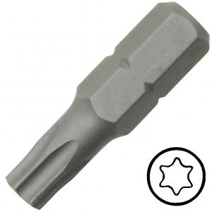 KENNEDY TX55 Torx csavarbehajtó bit 10 mm hatszög illesztéssel, 30 mm, 5db/csomag termék fő termékképe