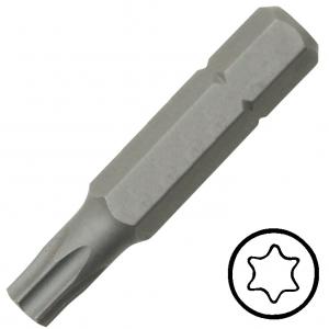 KENNEDY TX50 Torx csavarbehajtó bit 10 mm hatszög illesztéssel, 75 mm, 5db/csomag termék fő termékképe