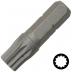 12 mm XZN csavarhúzó bit 10 mm meghajtóval, 75 mm (5 db)