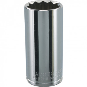 """22 mm hosszú dugókulcs 3/8"""" -os meghajtóval termék fő termékképe"""