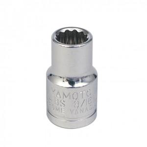 """3/16"""" Whitworth dugókulcs 1/2"""" -os meghajtóval termék fő termékképe"""