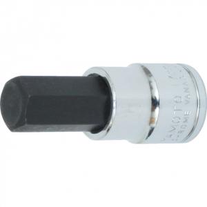 """17 mm x 70 mm hatszögű feltűzhető csavarbehajtó 1/2"""" -os meghajtóval termék fő termékképe"""