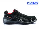 Sparco Sport Evo munkavédelmi cipő fekete S3