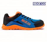 Sparco Practice azúrkék munkavédelmi cipő S1P