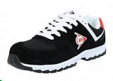 Dunlop  Flying Arrow fekete-piros S3 cipő