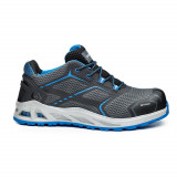 BASE K-Step/K-Speed/K-Move munkavédelmi cipő S1P HRO SRC-kék