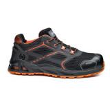 BASE K-Step/K-Speed/K-Move munkavédelmi cipő S1P HRO SRC-Narancs