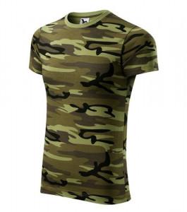 Terepmintás póló -zöld termék fő termékképe