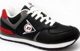 Dunlop Flying Wing O2 fekete cipő