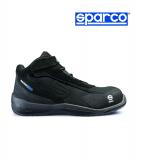 Sparco Racing Evo munkavédelmi bakancs fekete S3
