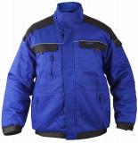TOP019 Téli munkakabát, kék