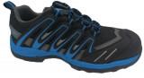 Top Agisz S1P cipő kék-fekete